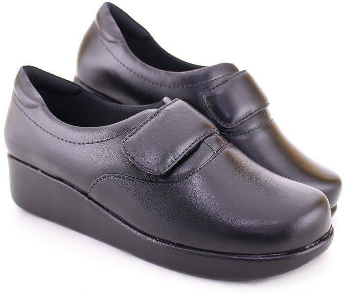 Leather Velcro Light Work Shoes 4203