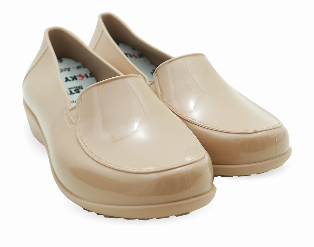 151f9368211 More Views. Slip Resistant Shoes for Women - Comfortable Work Shoes - ClassicPro  Loafers ...