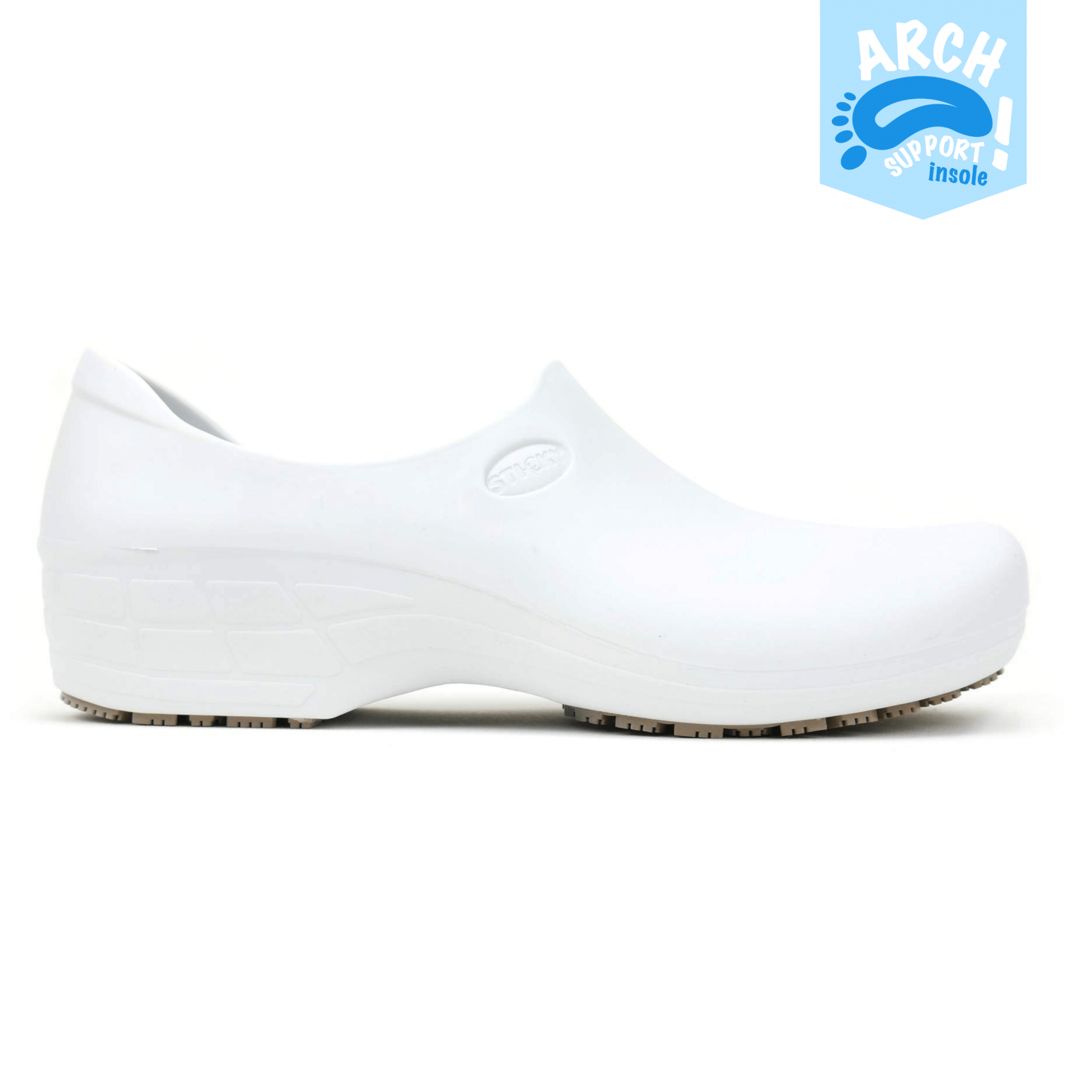 STICKY Woman Non-Slip Arch Support