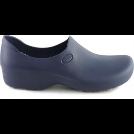 STICKY Non-Slip Shoes - Navy Blue