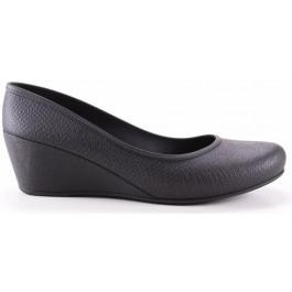 0bbb332b3e Women's Caren Comfortable Wedge Heels - Black - KeepNursing .com