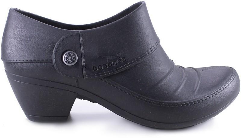 Low Cut Rain Boots - Black