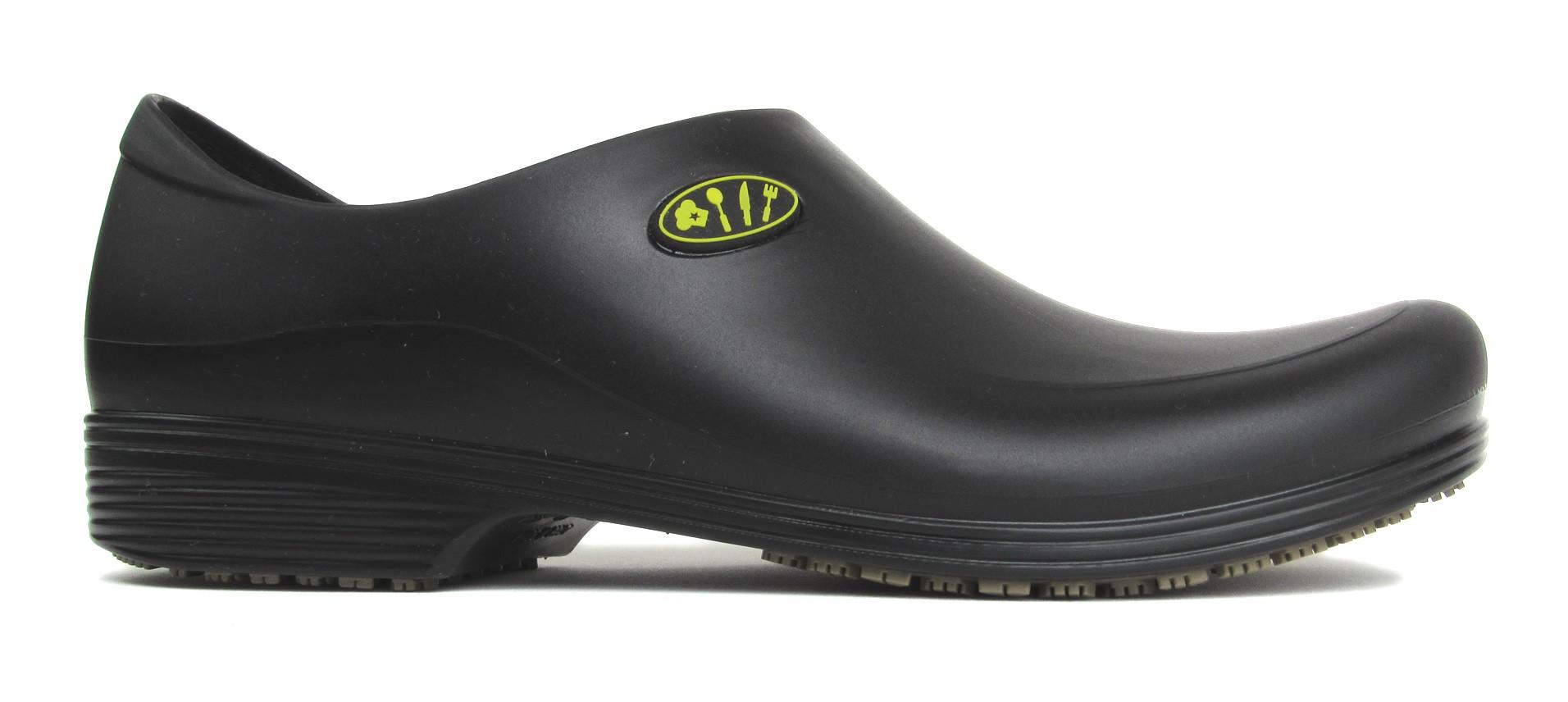 Non-Slip Chef Shoes for Men- Black