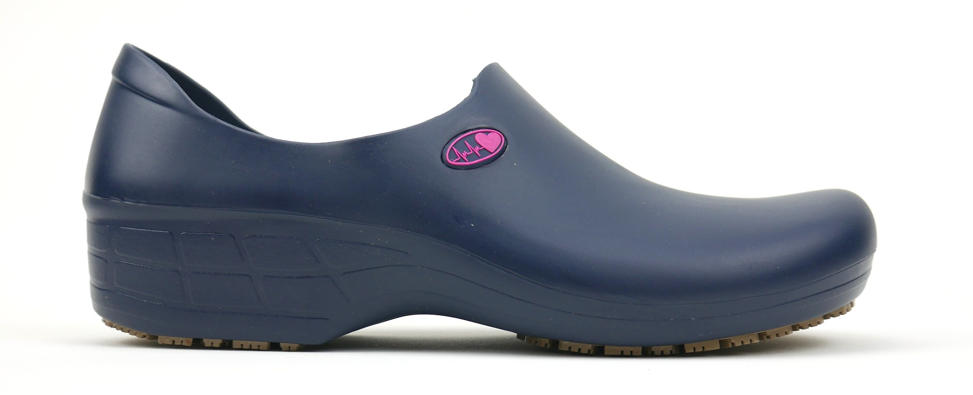 Non-Slip StickyPRO Shoes Electro Heart - Blue/Pink