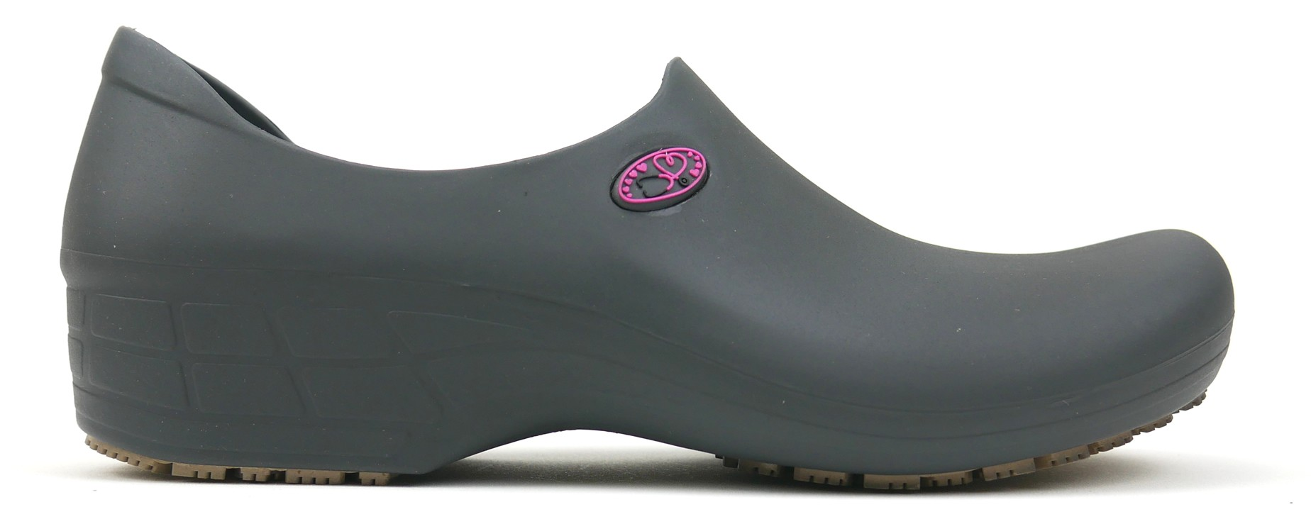 Non-Slip StickyPRO Shoes Stetho Love - Gray/Pink