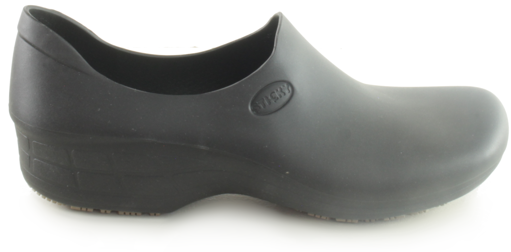 Non-Slip Shoes - Black