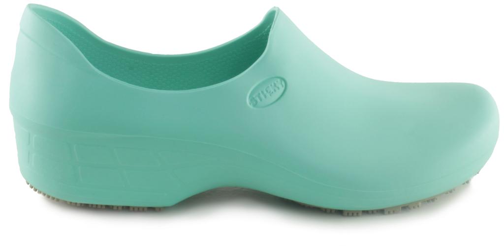 Non-Slip Shoes - Light Green