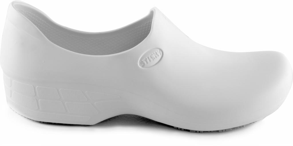 Non-Slip Shoes - White