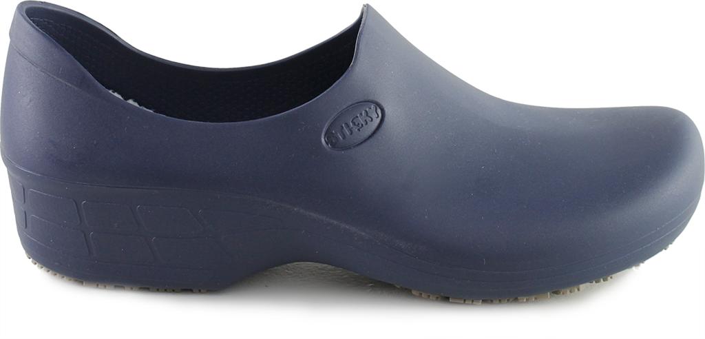Non-Slip Shoes - Navy Blue