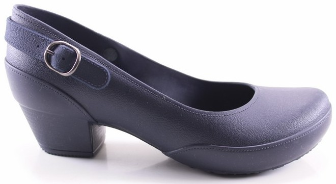Women's Galicia Mary Jane Pumps- Comfortable Heels- Blue