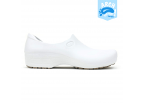 Woman Non-Slip STICKY Arch Support Shoes - White