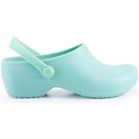 Bio Nurse Clogs - Light Green