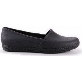 Milena Slip On Flat - Black