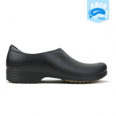 Men Non-Slip StickyPRO Arch Support Shoes - Black