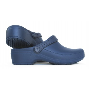 Line Nurse Clogs- Navy