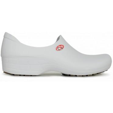 Non-Slip Shoes Stetho Love - White