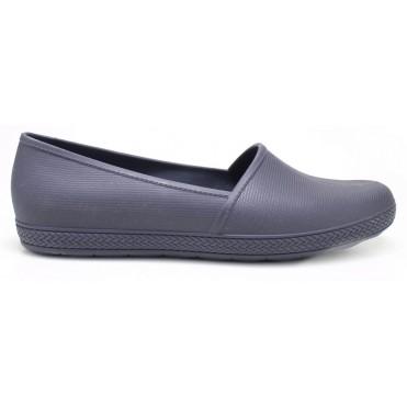 Milena Slip On Flat - Blue