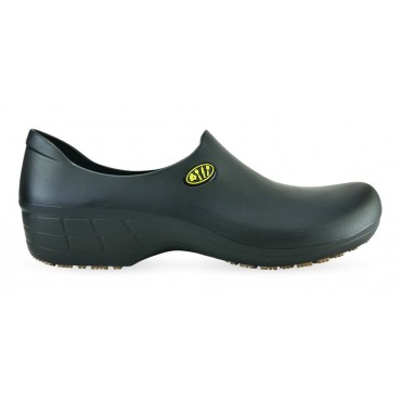 Non-Slip Chef Shoes for Women- Black