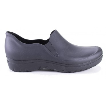 Enzo Work Shoes - Black