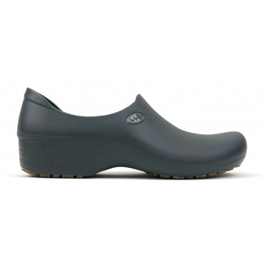 Non-Slip STICKY Shoes Electro Heart - Gray
