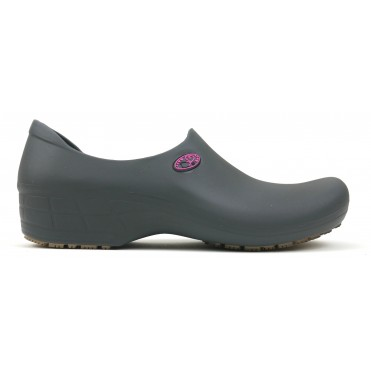 Non-Slip STICKY Shoes Stetho Love - Gray/Pink