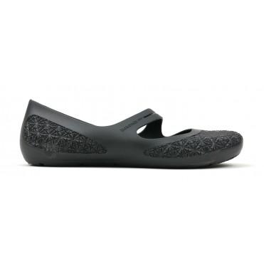 Sense Eco Slip On Flat - Black