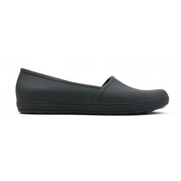 Milena Eco Slip On Flat - Black