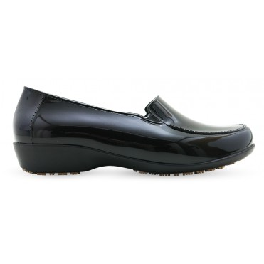 Slip Resistant Shoes for Women - Comfortable Work Shoes - Waterproof - ClassicPro Loafers