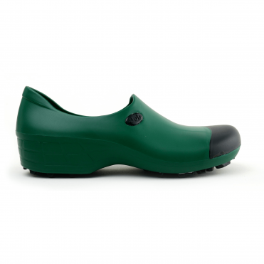 Women's Waterproof Garden Shoes - Green