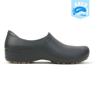 Woman Non-Slip STICKY Arch Support Shoes - Black