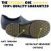 Non-Slip Shoes Electro Heart - Black