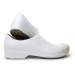 Man non-slip stickypro shoes with semi-rigid toe cap - white