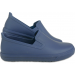 Women's Professional Slip On Canvas Shoes with extra comfort- Blue